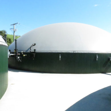 How to use Biogas to power your Vehicle