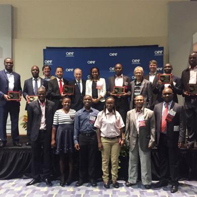 EENOVATORS WINS ENERGY AWARD 2016 – WASHINGTON DC