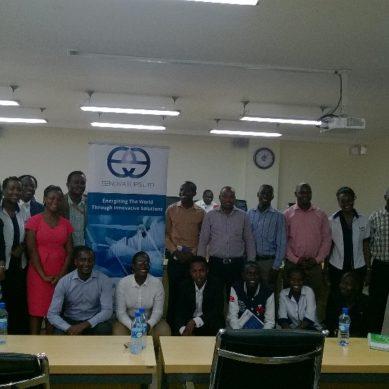 Eenovators Pioneers the World Energy Day 2016 Celebrations in Kenya