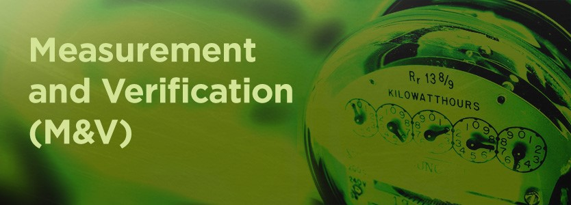 THE ENERGY MEASUREMENT AND VERIFICATION CONVERSATION