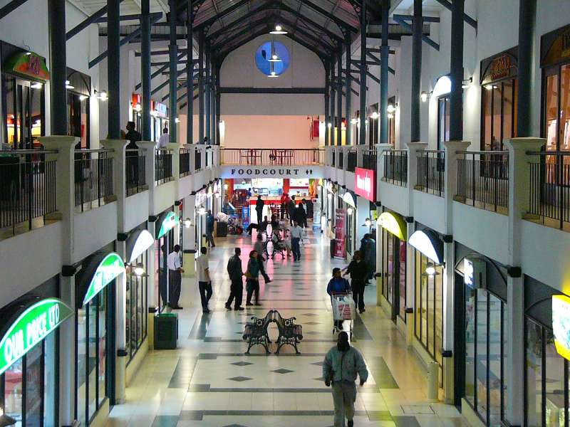 Kenya, Shopping Malls and Energy Efficiency