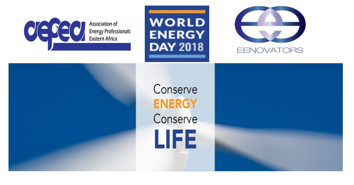 Three Reasons Why You MUST be Part of the World Energy Day Celebrations 2018!
