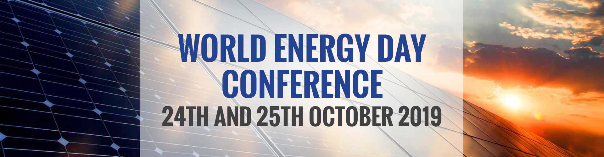World Energy Day 2019 – Topics