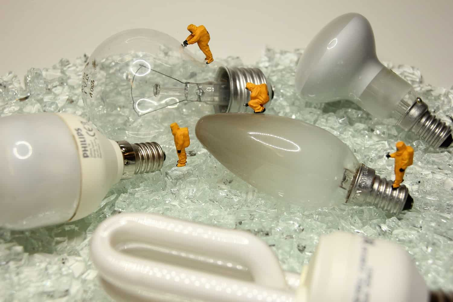 HOW DO CFL AND LED BULBS WORK?
